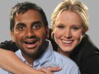 2010 Movie Awards: Promo Shoot With Aziz Ansari
