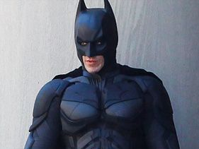 Christian Bale in &quot;The Dark Knight Rises&quot;