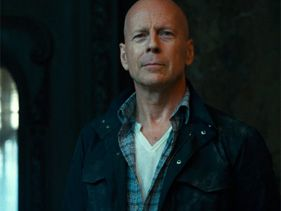 "Bruce Willis in ""Good Day To Die Hard"""