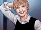 'Female Force: Ellen Degeneres' Comic Book Preview