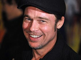 rad Pitt attends the premiere of &quot;Megamind&quot; at AMC Lincoln Square Theater on November 3, 2010 in New York City