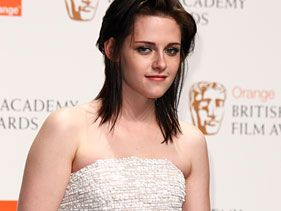 Kristen Stewart at the British Academy of Film and Television Arts awards on Sunday