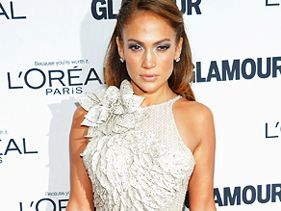 Jennifer Lopez at the &lt;i&gt;Glamour&lt;/i&gt; Women of the Year event