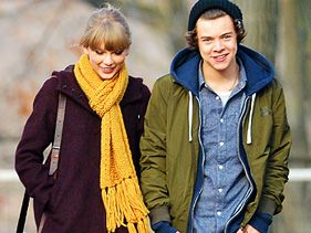 Taylor Swift and Harry Styles spend a romantic afternoon in NYC's Central Park