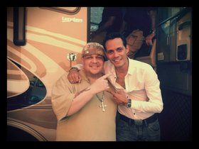 Frankie Cutlass & Latin Superstar Marc Anthony