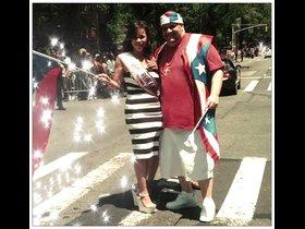 Frankie Cutlass & Rosie Perez