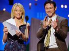 Elizabeth Banks and Joseph Gordon-Levitt