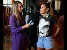 MTV News' Christina Garibaldi and Kat Graham