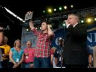 Scotty McCreery is presented with a key to the city