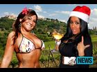 Deena and Snooki will do some wine tasting in the hills of Tuscany ... lots of wine tasting