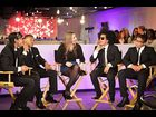 "MTV News' Christina Garibaldi talks to the boys during ""Valentine's Day Live With Mindless Behavior"""