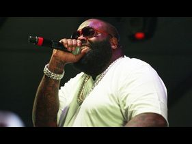 Rick Ross performs on March 17