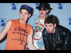 MCA with the Beastie Boys at the 1987 Grammy Awards